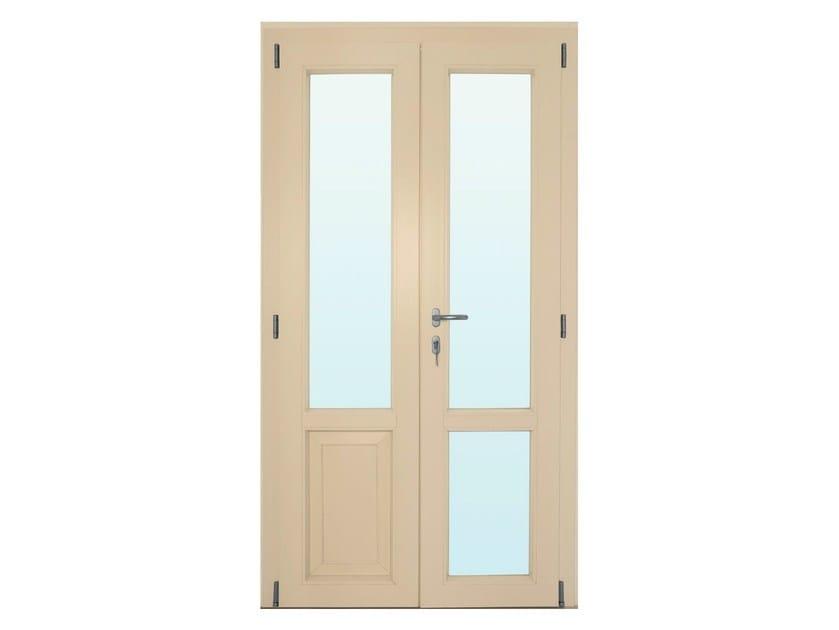 Porta finestra maggiorata in pvc con serratura porta finestra in pvc agostinigroup - Altezza parapetti finestre normativa ...