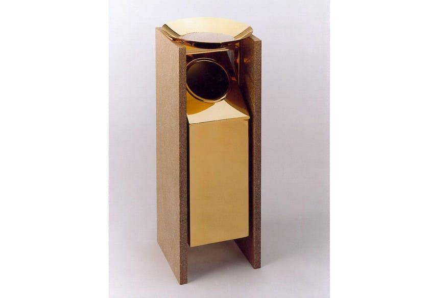 Marble office ashtray 46100 | Office ashtray by Tisserant