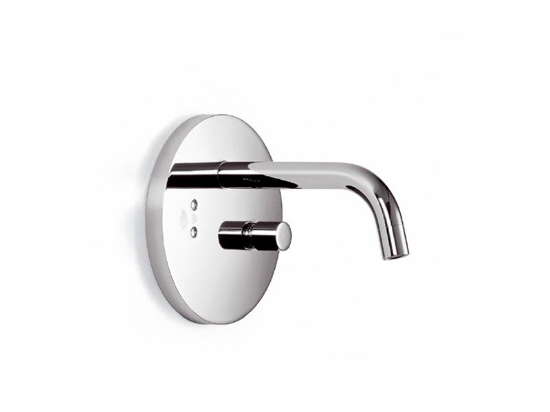 Wall-mounted electronic washbasin mixer EMOTE | Electronic washbasin mixer by Dornbracht