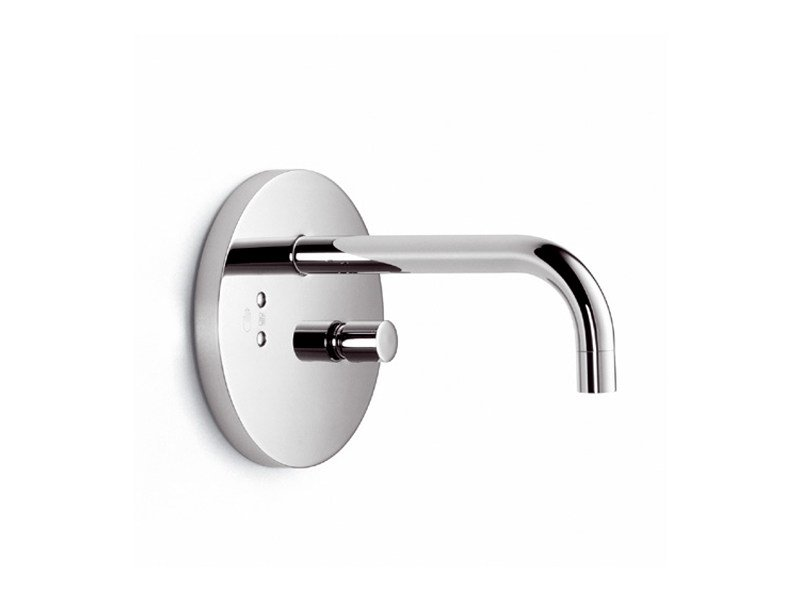 Wall-mounted electronic washbasin mixer EMOTE | Electronic washbasin mixer by Dornbracht
