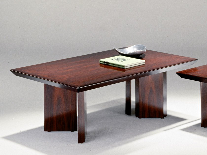 Wooden office desk / meeting table 6514B | Office desk by Dyrlund