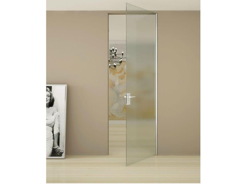 Door hinge MV-100 | Hinge by Metalglas Bonomi