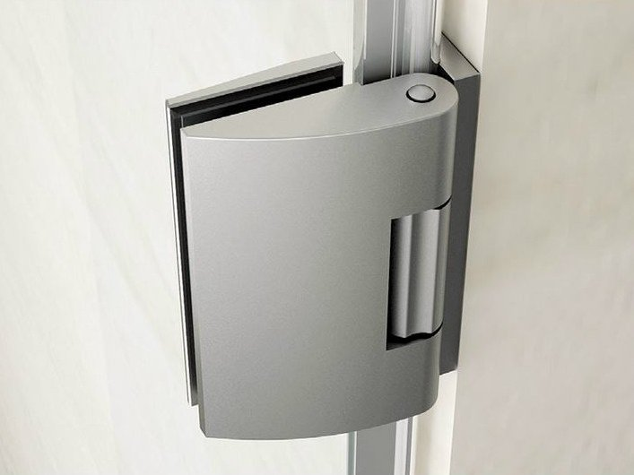 Door hinge B-201 | Hinge by Metalglas Bonomi