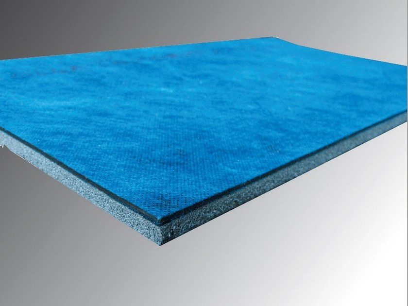 Thermal insulation panel / sound insulation panel ISOCASSONETTO by Thermak by MATCO