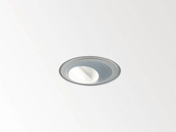 LED walkover light outdoor aluminium steplight TACTIC WALLWASH | Steplight by Delta Light