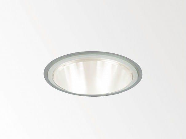 LED walkover light outdoor steplight LOGIC R 3011 by Delta Light
