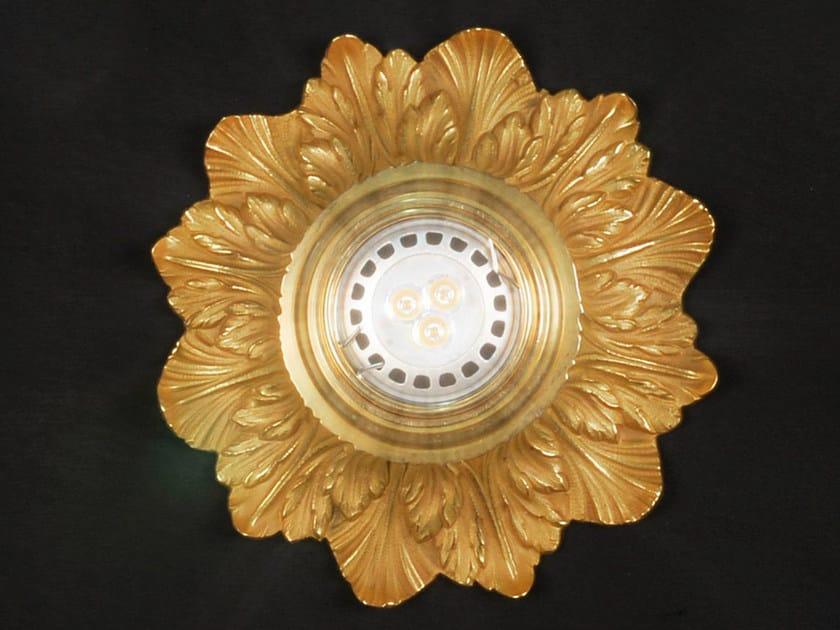 Faretto a LED in bronzo 51300 | Faretto by Tisserant