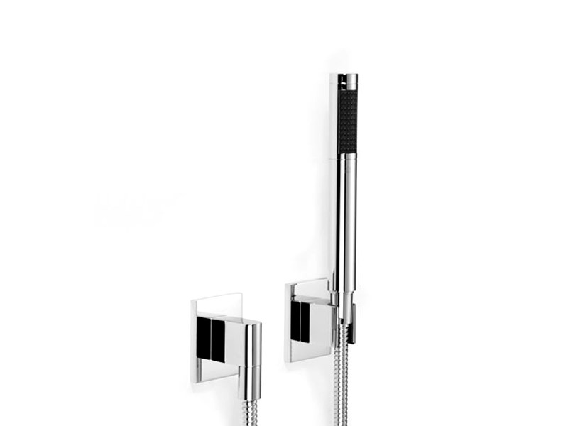 Wall-mounted handshower with hose IMO | Handshower by Dornbracht
