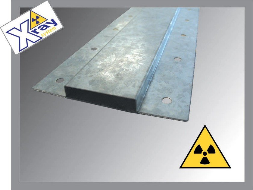 Seal and joint for insulation product X-RAY SYSTEM PROFILE by Thermak by MATCO