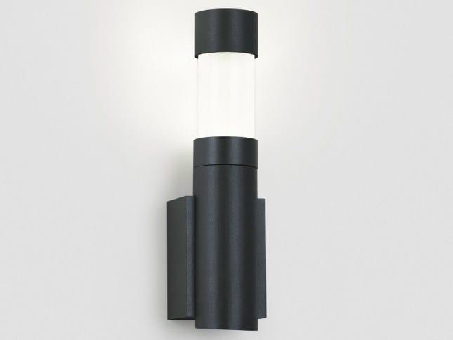 LED Wall Lamp WALLSCAN 45 LED by Delta Light