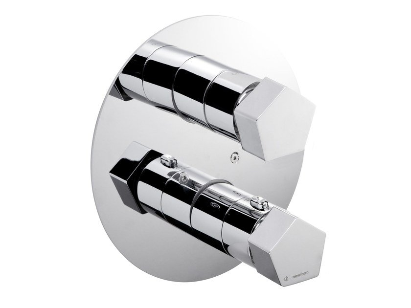 Thermostatic shower mixer PARK   Thermostatic shower mixer by newform