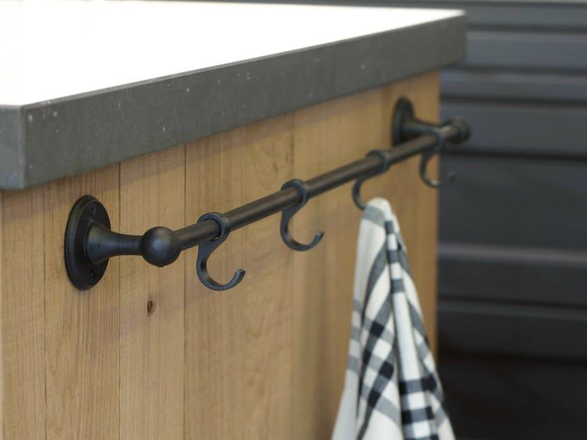 Iron towel rail SELF COMPOSABLE | Towel rack by Dauby