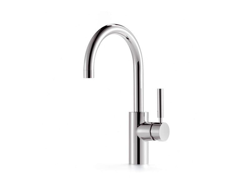 1 hole washbasin mixer TARA.LOGIC | Washbasin mixer by Dornbracht