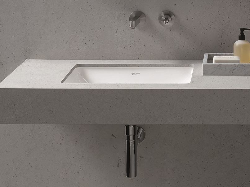 ME | Undermount washbasin By Duravit design Philippe Starck