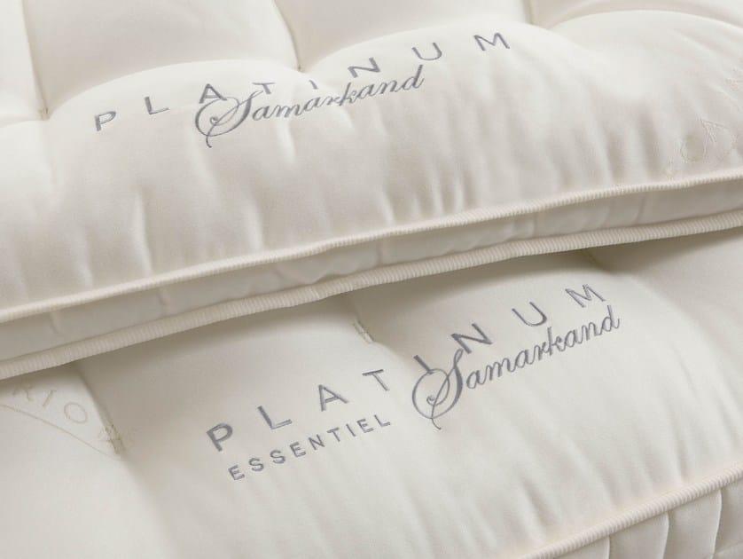 Packed springs cashmere mattress ESSENTIEL SAMARKAND by Treca Interiors