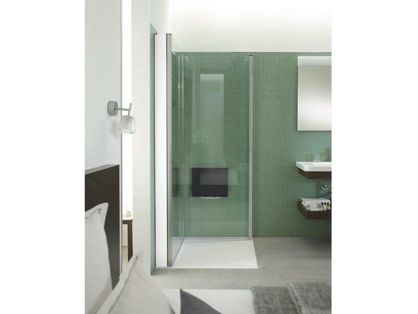 Corner shower cabin OPENSPACE B by Duravit