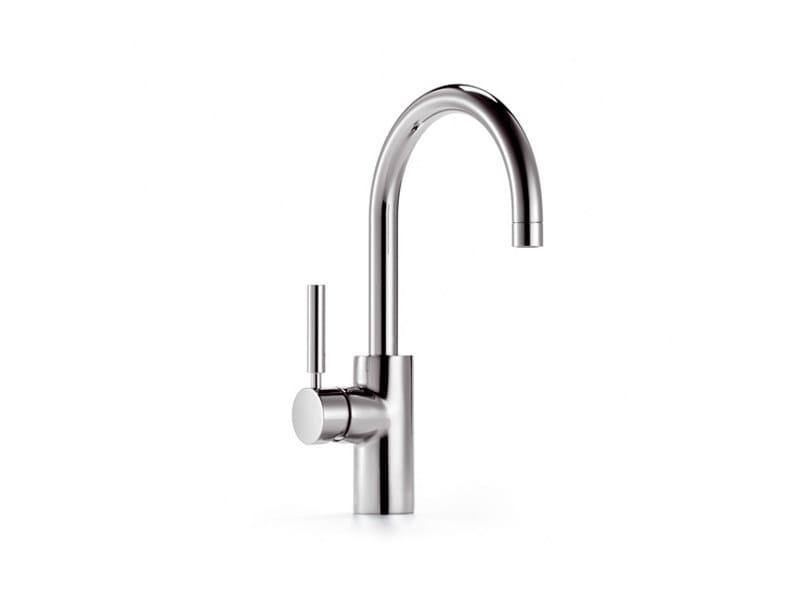 Single handle washbasin mixer TARA.LOGIC | Single handle washbasin mixer by Dornbracht