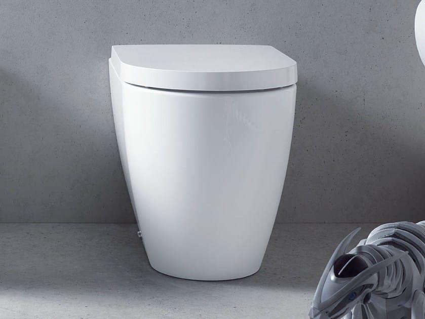 Ceramic toilet ME   Toilet by Duravit