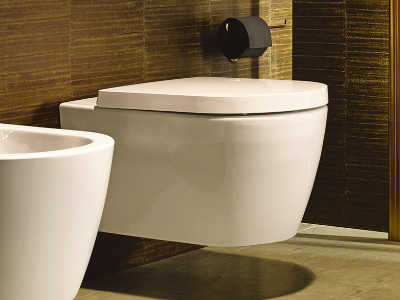 Me Wall Hung Toilet By Duravit Design Philippe Starck