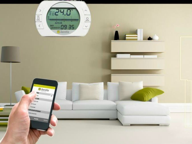 Control system for air conditioning system BESMART by BERETTA