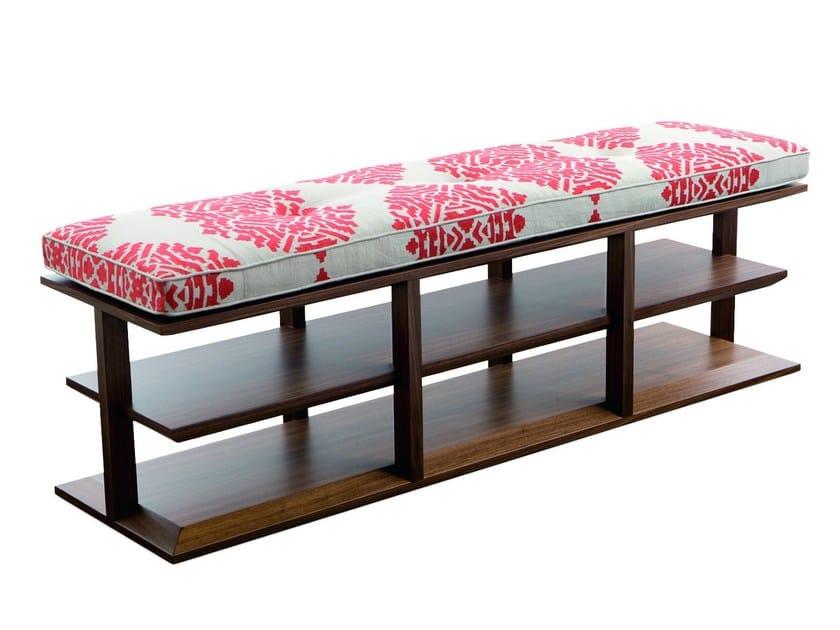 Wooden bench DAPHNEE | Bench by Treca Interiors