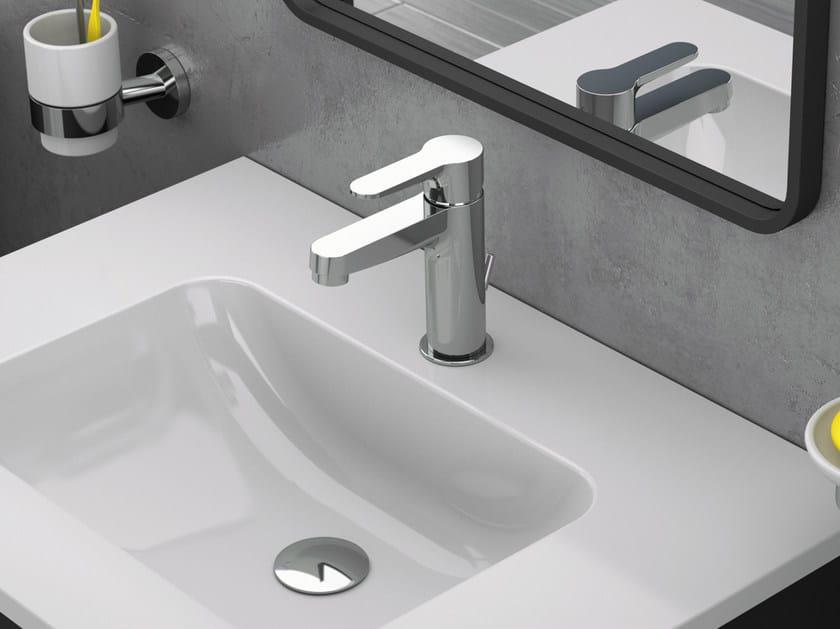 Countertop single handle 1 hole washbasin mixer WINNER | Washbasin mixer by Remer Rubinetterie