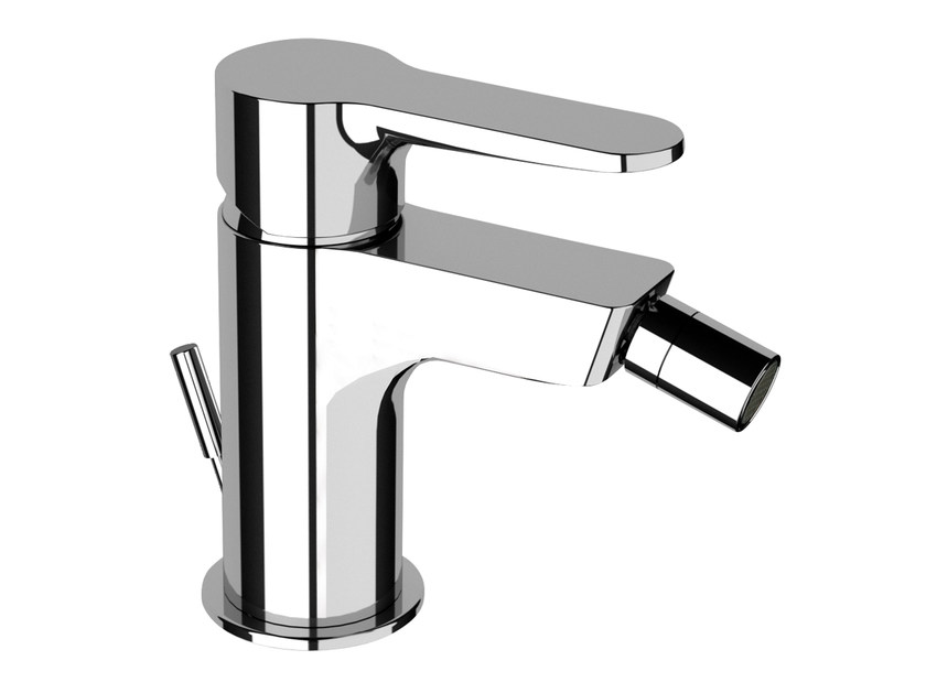 Countertop single handle bidet mixer WINNER | Bidet mixer by Remer Rubinetterie