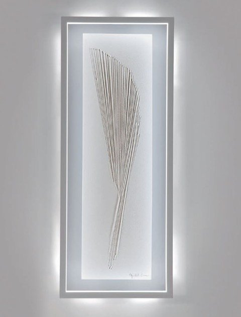 LED indirect light wall lamp ORIENTAL LT by Cinier