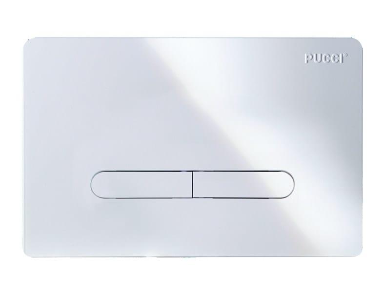 Flush plate PUCCI ECO® TRATTO by PUCCIPLAST
