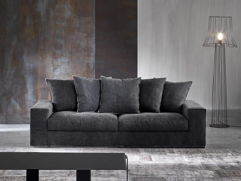 3 seater sofa HERITAGE   3 seater sofa by Divanidea