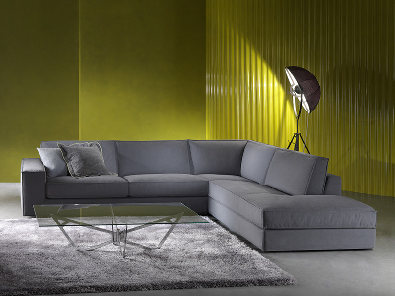 Corner sofa AVENUE | Corner sofa by Divanidea