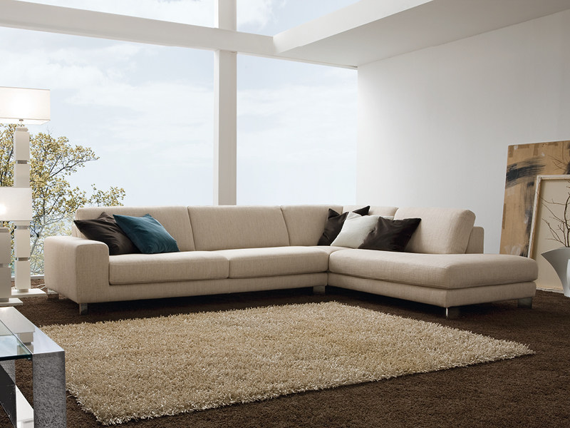 Corner sofa SQUARE by Divanidea