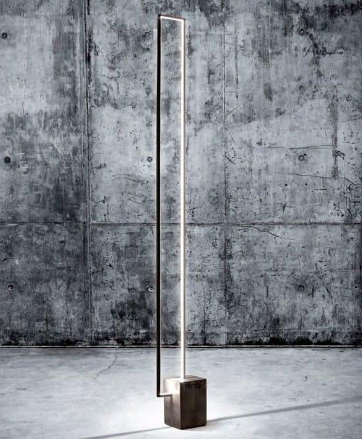LED floor lamp MIRÉ LT by Cinier
