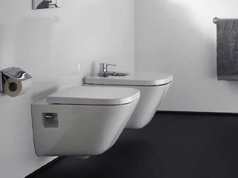 The Gap Wall Hung Toilet By Roca Sanitario Design Antonio Bullo