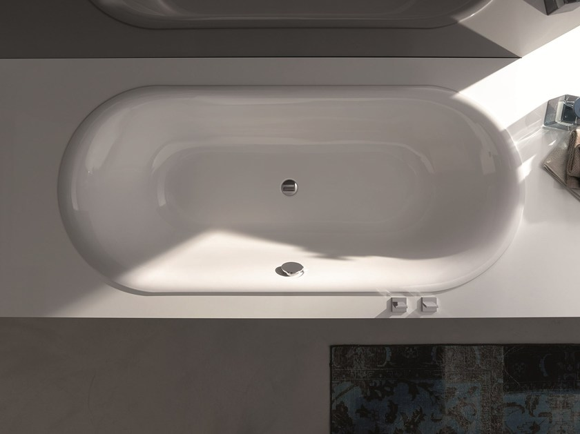 Vasca Da Bagno Ovale Incasso : Vasca da bagno ovale da incasso bettelux oval bette