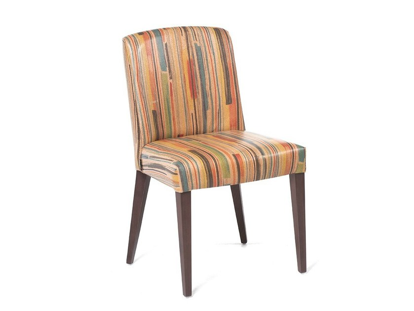Upholstered restaurant chair ECO HOTEL | Chair by Fenabel