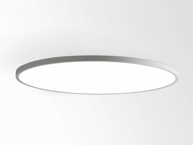 Lampada da soffitto a LED a semi-incasso SUPERNOVA SEMI 125 by Delta Light