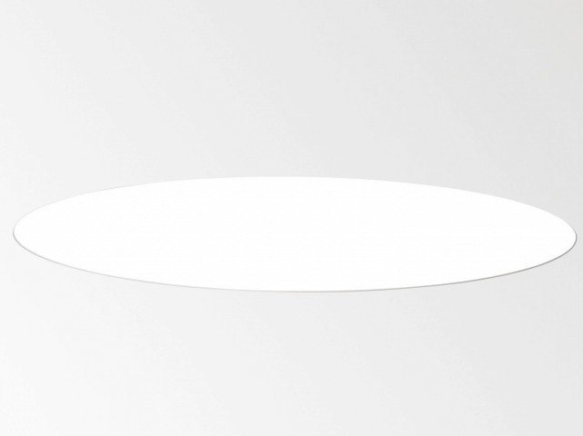 LED recessed ceiling lamp SUPERNOVA TRIMLESS 125 by Delta Light
