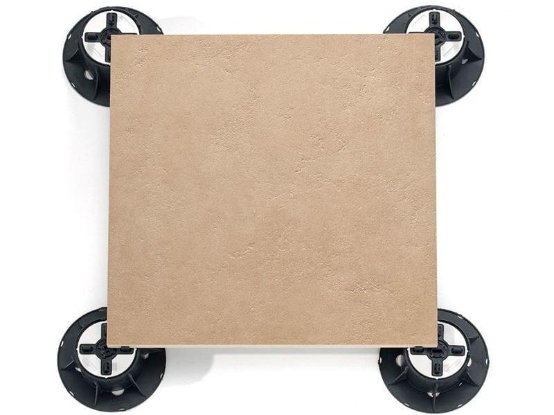 Ceramic materials Modular system for raised flooring CLASSIC by Italfloor