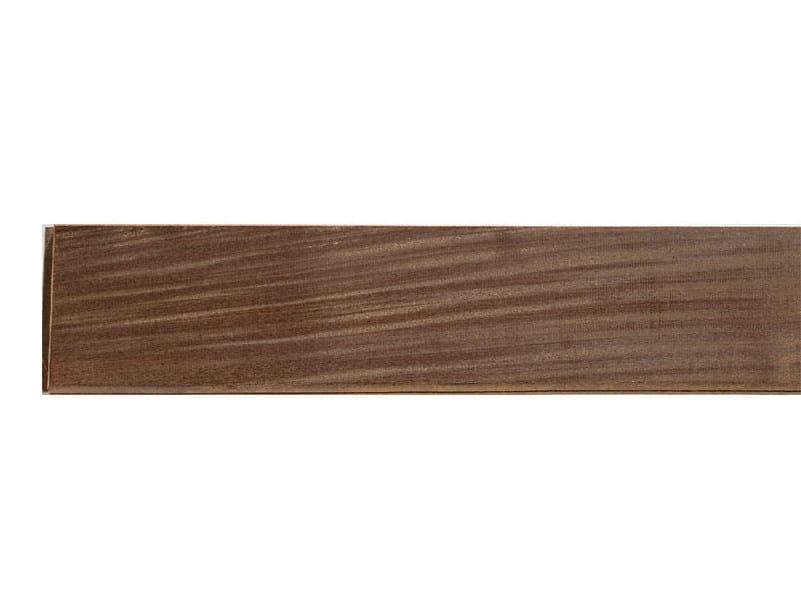 Wooden Modular system for raised flooring IPÈ by Italfloor