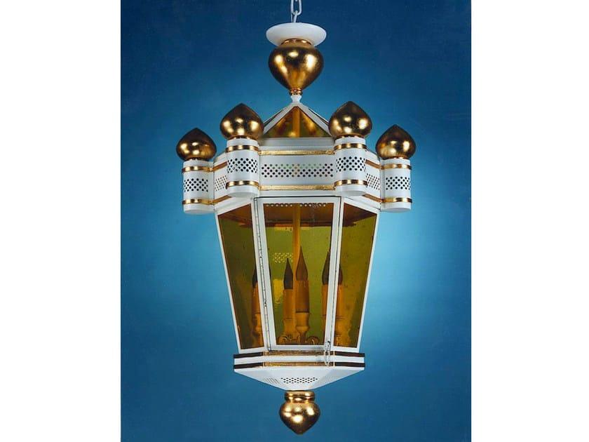 Bronze chandelier 30800 | Chandelier by Tisserant