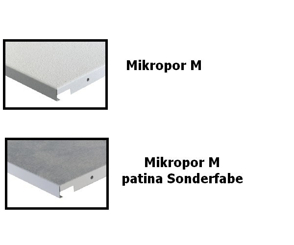 Sound insulation and sound absorbing panel in mineral fibre MIRKOPOR M by LEGNOPAN