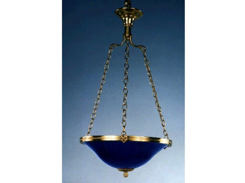 Bronze chandelier 30986   Chandelier by Tisserant