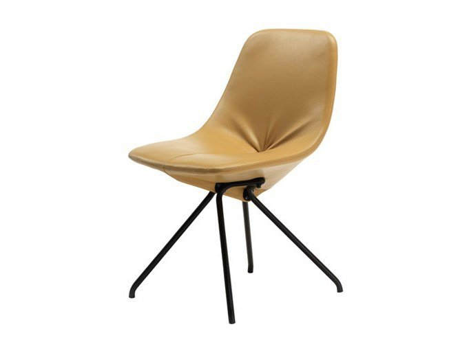 Chair DU 30 by Poltrona Frau