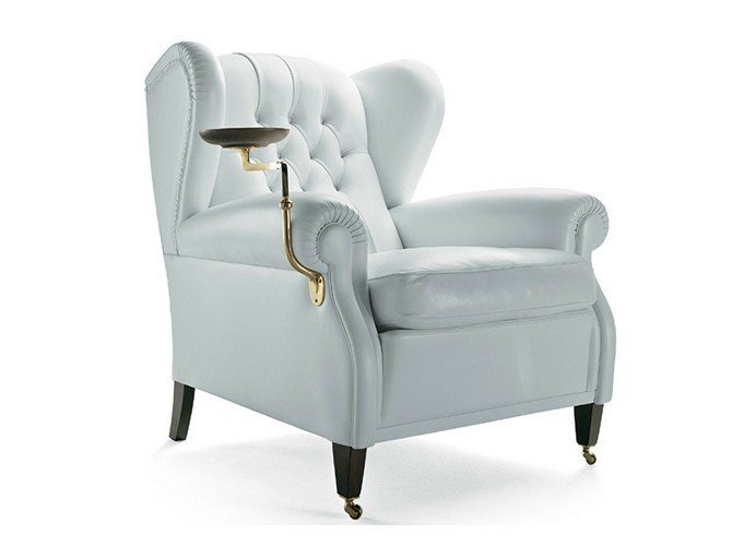 Bergere Sessel 1919 By Poltrona Frau Design Renzo Frau