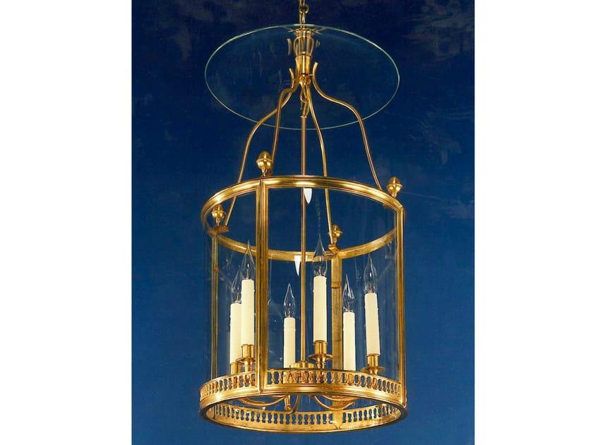 Classic style bronze chandelier 34649   Chandelier by Tisserant