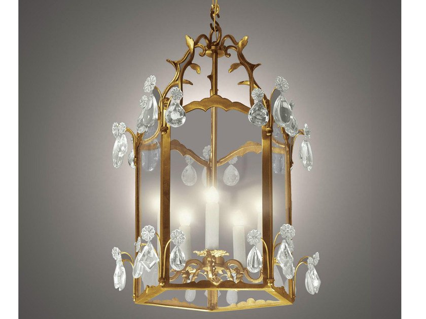 Crystal chandelier 34745 | Chandelier by Tisserant