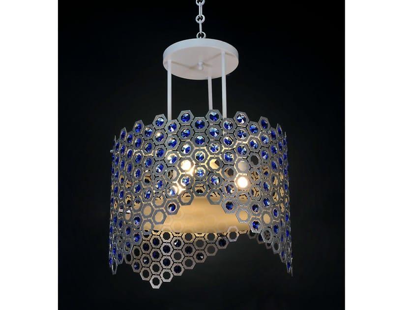 Crystal chandelier 36700 | Chandelier by Tisserant