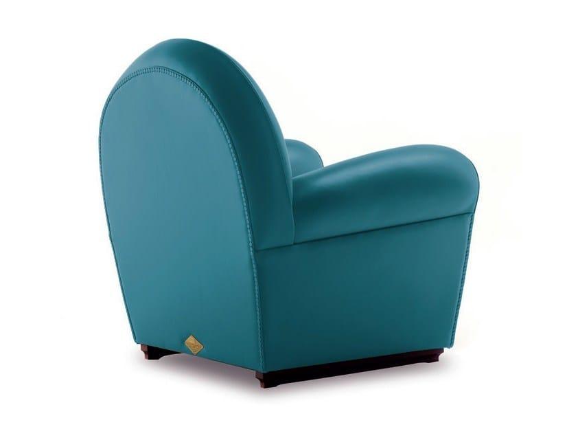 沙发椅VANITY FAIR By Poltrona Frau 设计师Renzo Frau