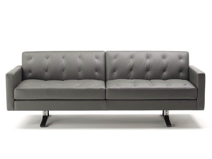 Tufted Sofa Kennedee Jr By Poltrona Frau